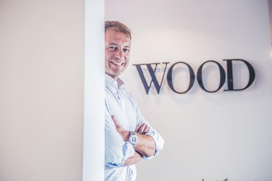 Wood & Company v posledních letech nakupují obchodní centra i kancelářské budovy. Na snímku spolumajitel skupiny Petr Sýkora.