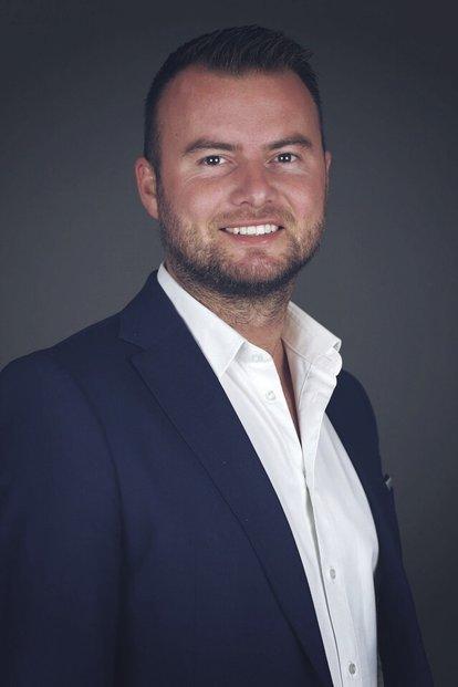 Marek Strohmaier, specialista na komerční nemovitosti společnosti Luxent