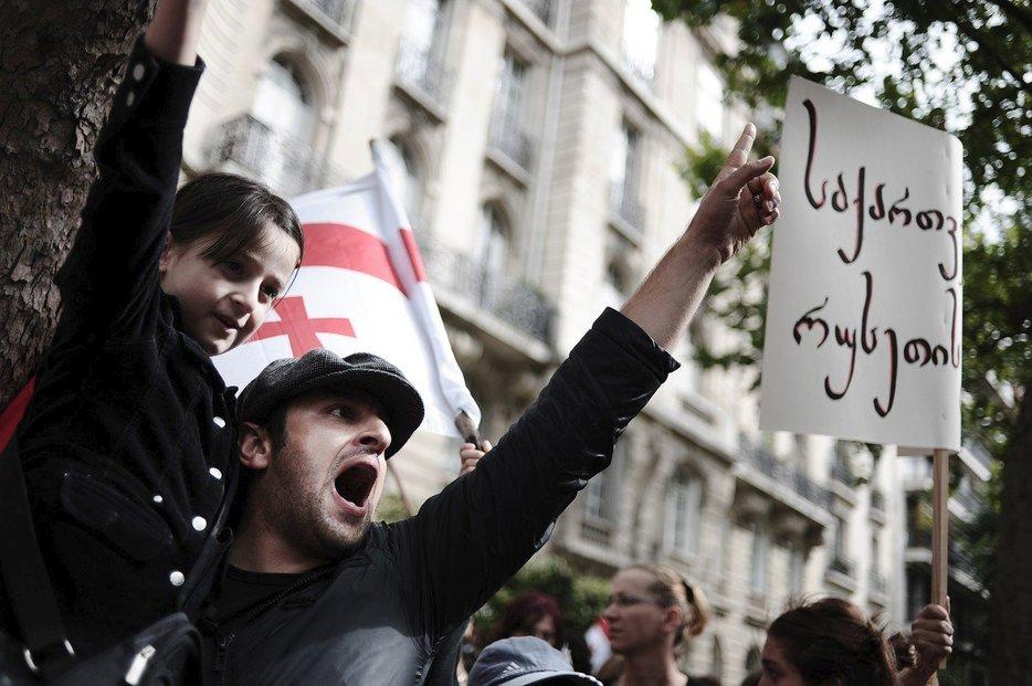 Před deseti lety propukla válka v Gruzii