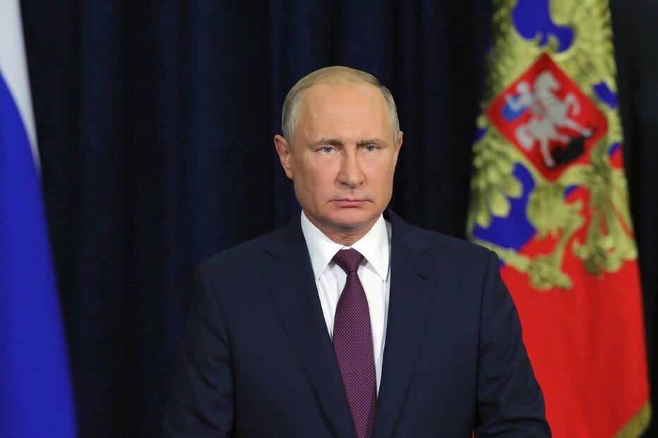 Rusko má pátý nejvyšší počet pozitivně testovaných osob na COVID-19. Od začátku pandemie jich eviduje už přes dva miliony. Na fotografii prezident země Vladimir Putin.