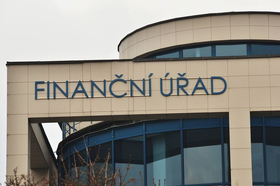 Finanční úřad.
