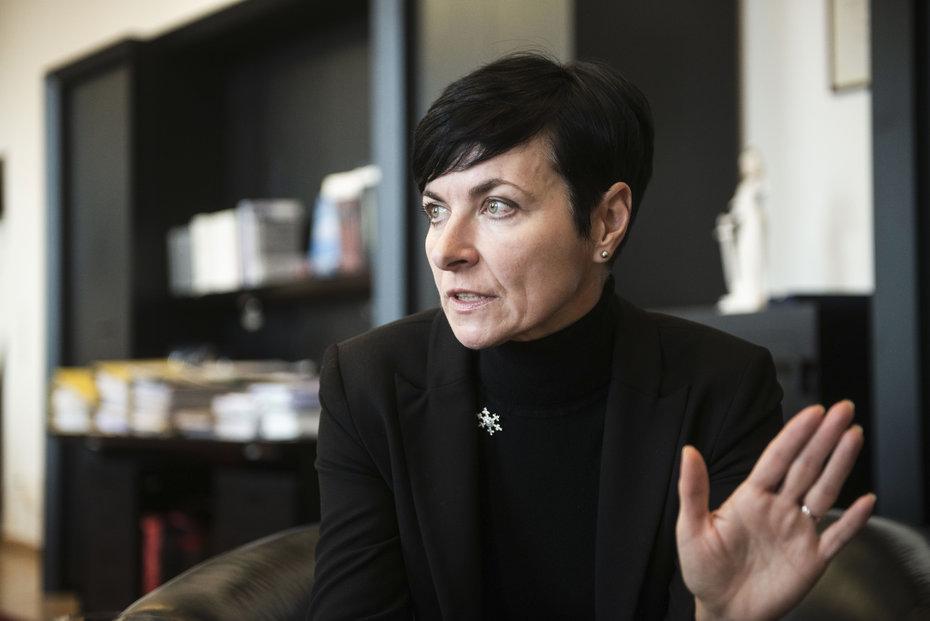 Pražská vrchní státní zástupkyně Lenka Bradáčová