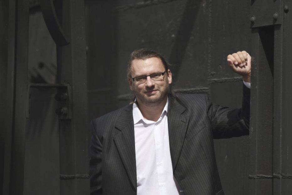 Poslanec Lubomír Volný na archivním snímku