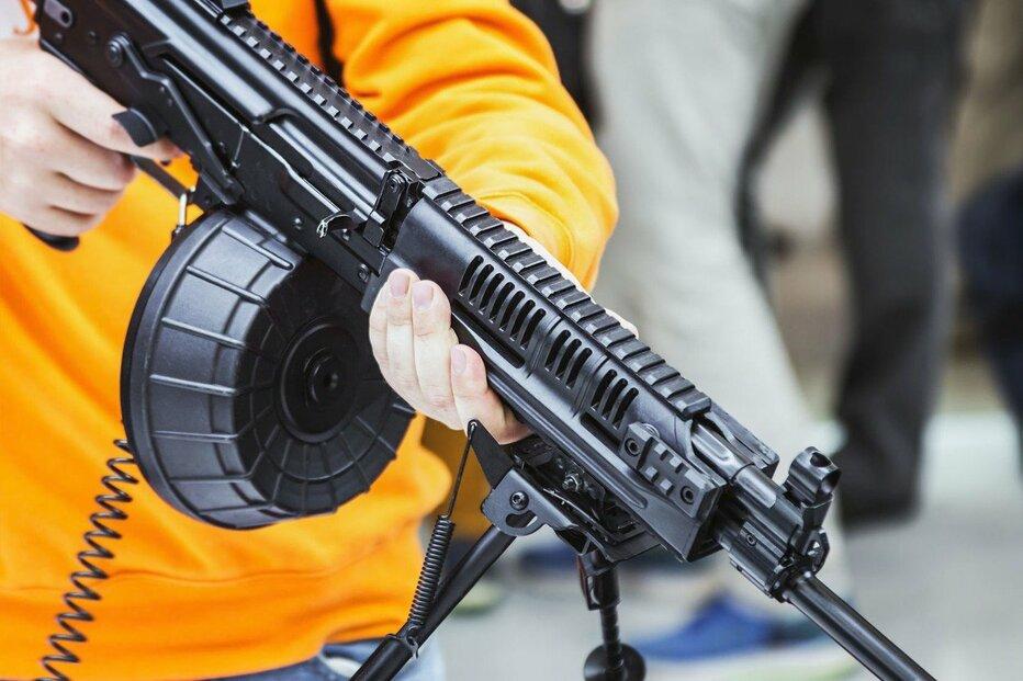 Seznamky zbraní