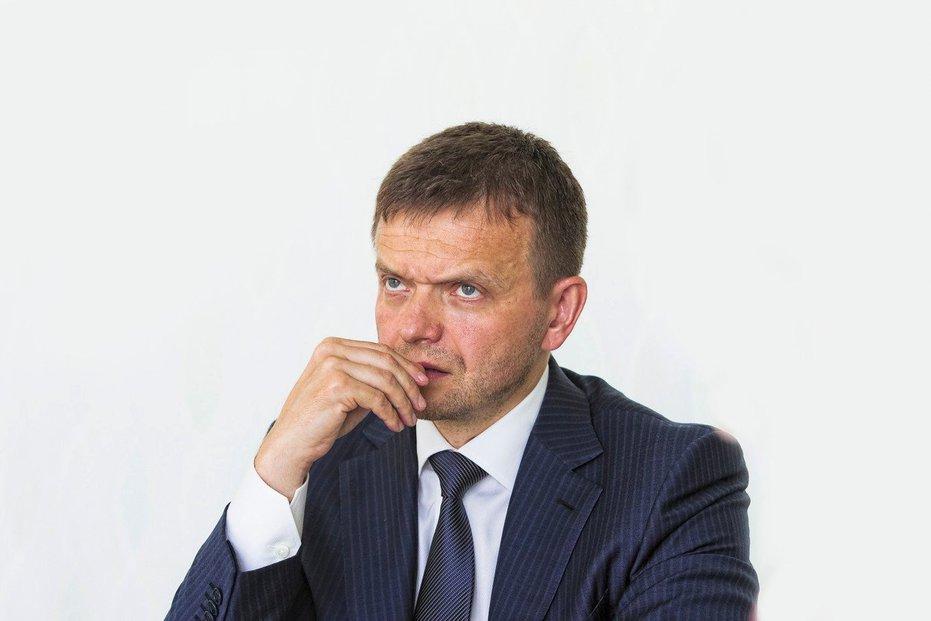 Spolumajitel investiční skupiny Penta Jaroslav Haščák