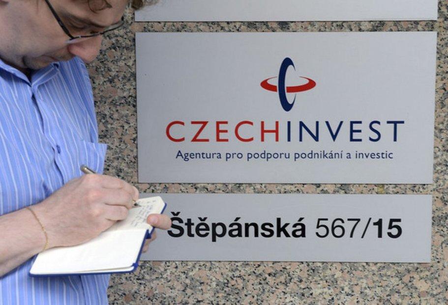 Sídlo agentury CzechInvest.