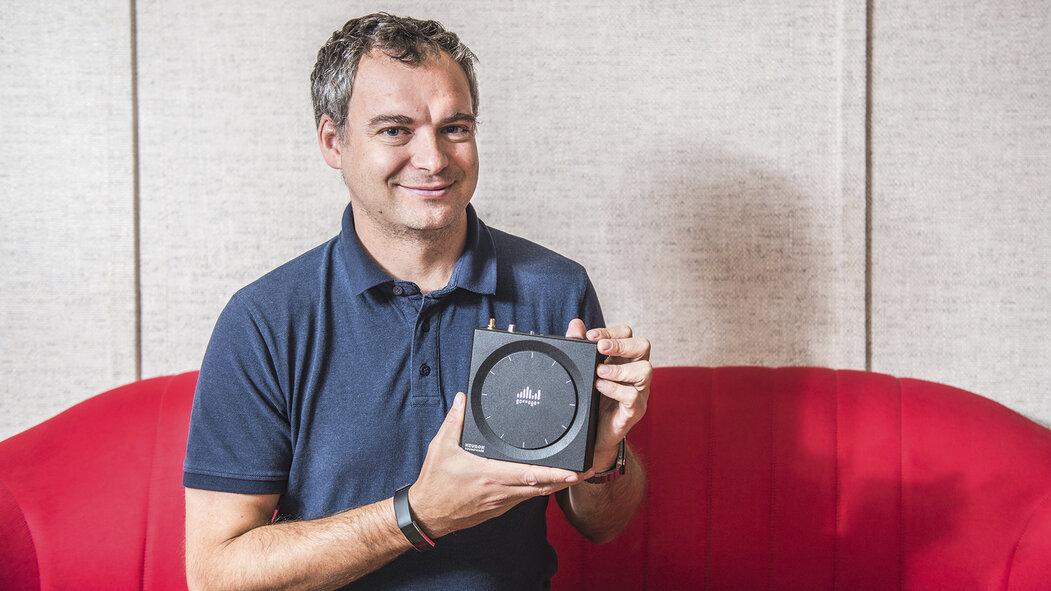 Pavel Konečný, spoluzakladatel společnosti Neuron soundware