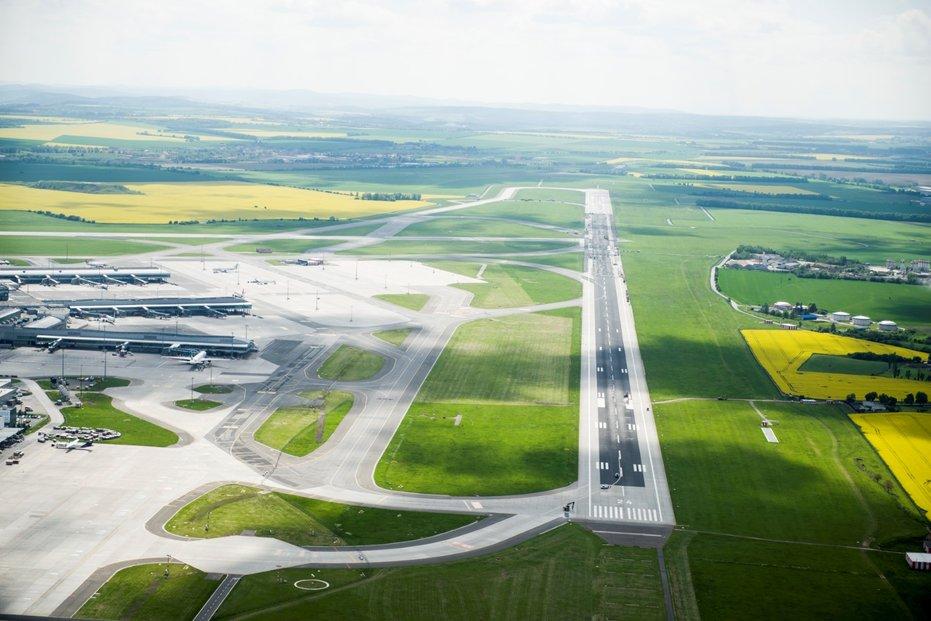 Pražské letiště čeká růst provozu