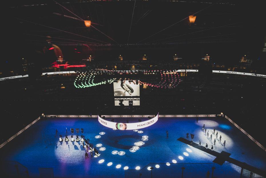 Zahájení Prague Playoffs
