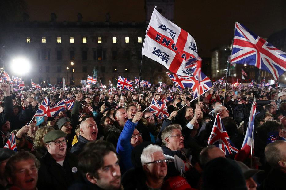 Velká Británie oficiálně opustila Evropskou unii v lednu 2020.