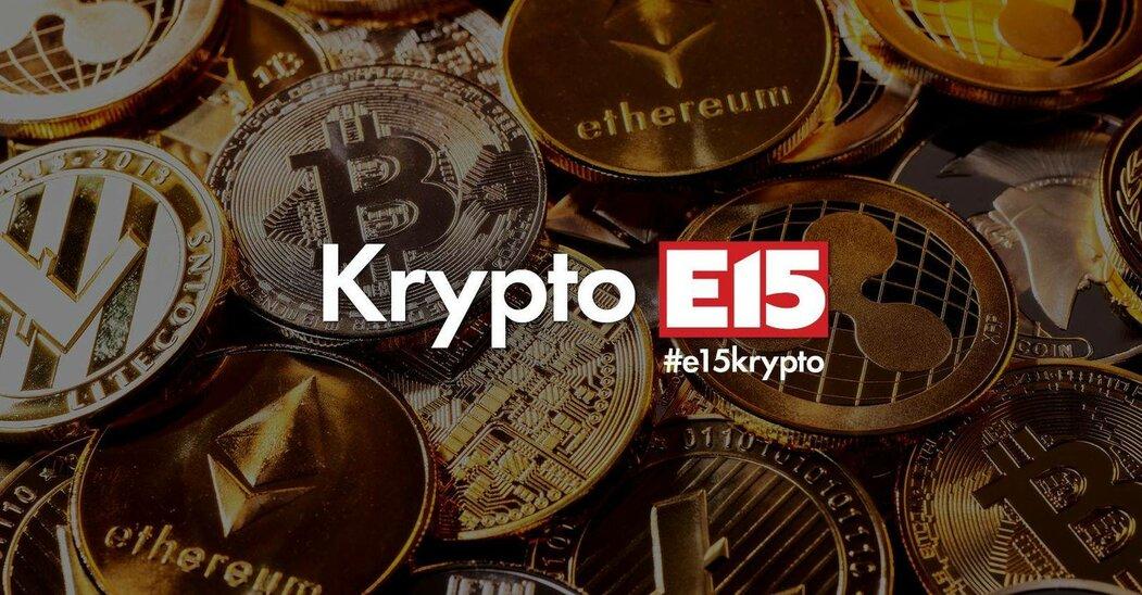 Kryptoměny E15