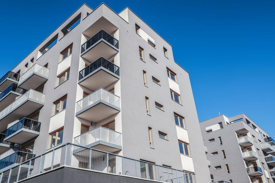 Developer YIT ve svých projektech připravuje 300 nájemních bytů. Na snímku Suomi Hloubětín.