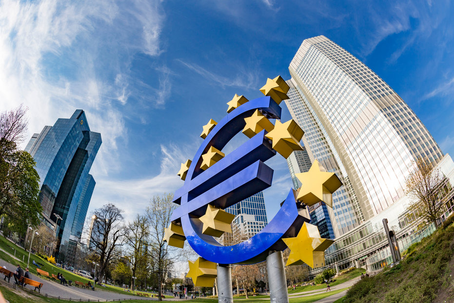 Evropská centrální banka pokřivila trh s dluhopisy.