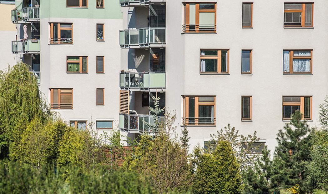 Ceny bytů zatím pokračují v růstu. (ilustrační foto)