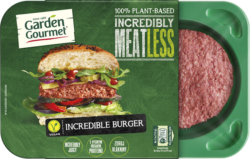 Incredible Meatless