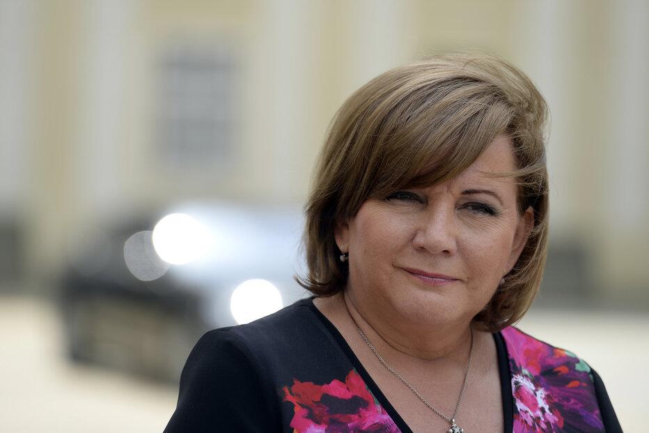 Ministryně financí Alena Schillerová (za ANO)