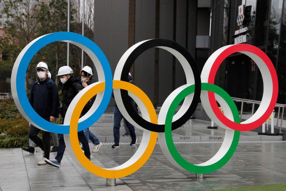 Letošní olympijské hry v Tokiu byly odloženy o rok.