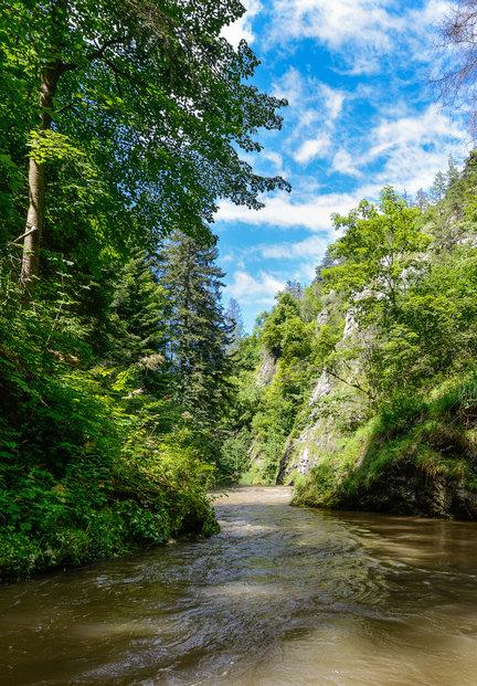 Ceněná lokalita. Prielom Hornádu patří k nejkrásnějším místům na Slovensku