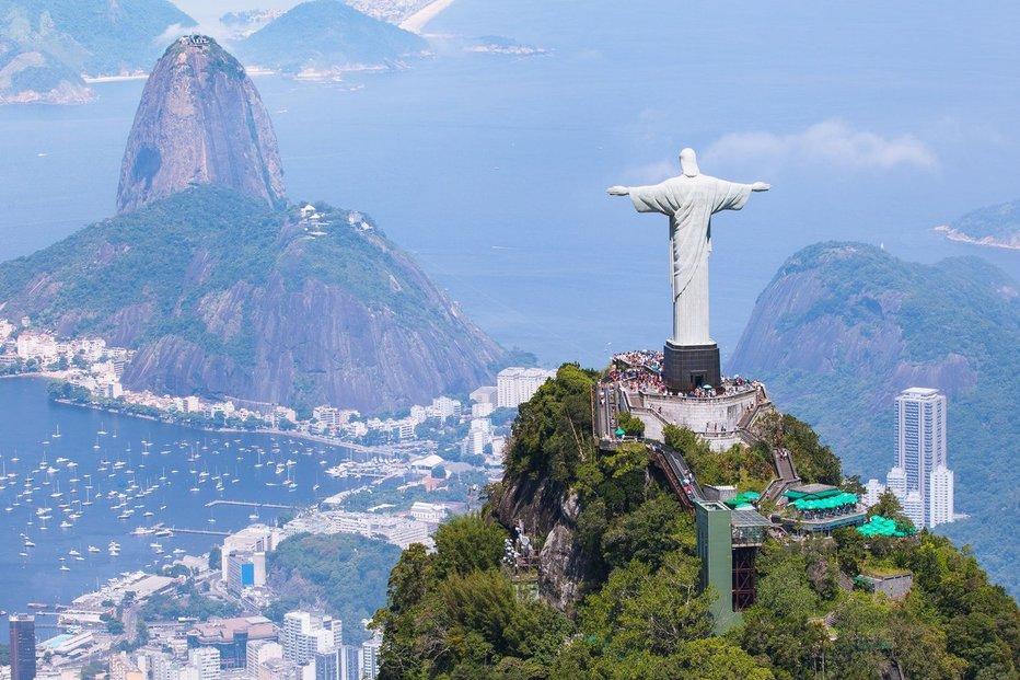 Socha Krista v Riu