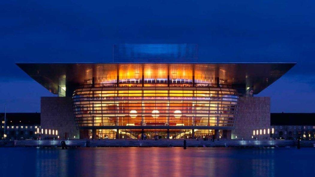 Studii proveditelnosti vypracuje Konsorcium firem vedené prestižním světovým studiem Henning Larsen společně s Buro Happold a AEA Consulting. (na snímku opera v Kodani od ateliéru Henning Larsen)