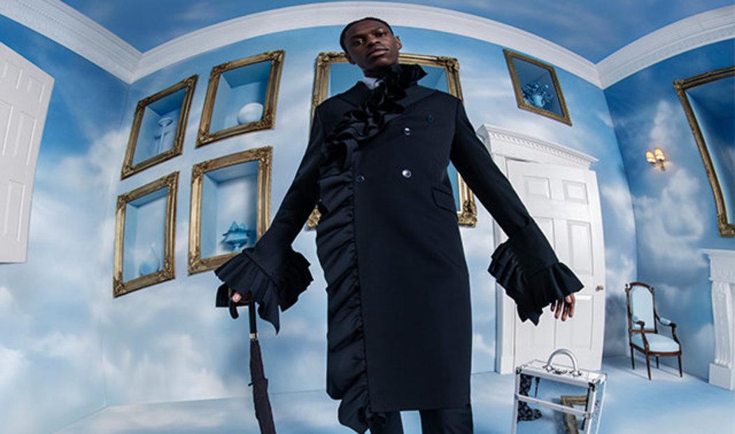 Kampaň Louis Vuitton FW 2020, Nebe na Zemi