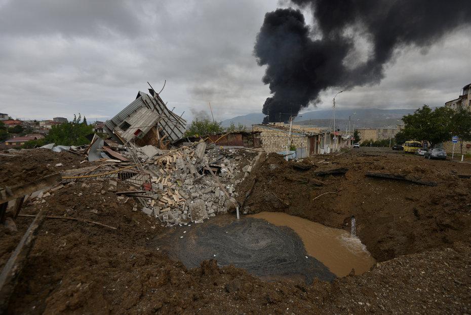 Konflikt v Náhorním Karabachu