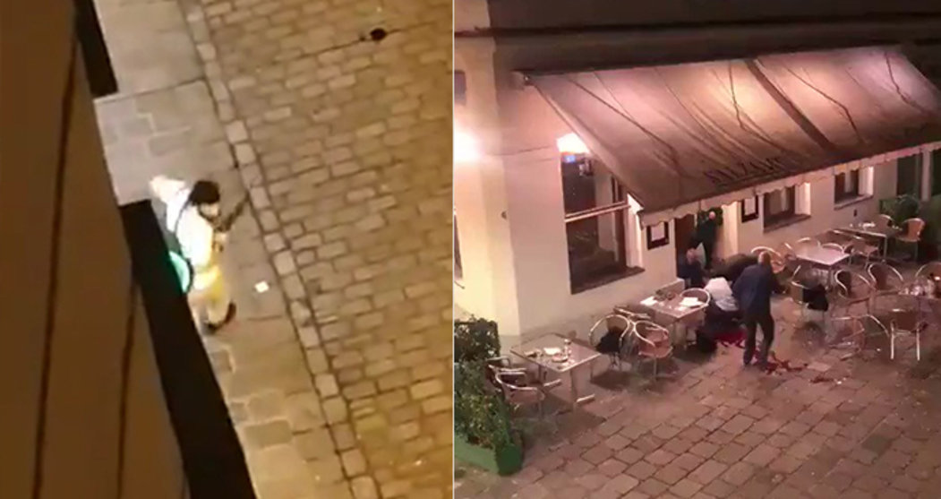 Terorismus ve Vídni? Střelci zaútočili na několika místech metropole
