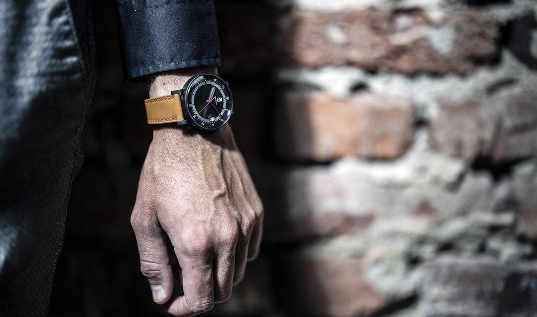 Model hodinek Graphic Sutnar