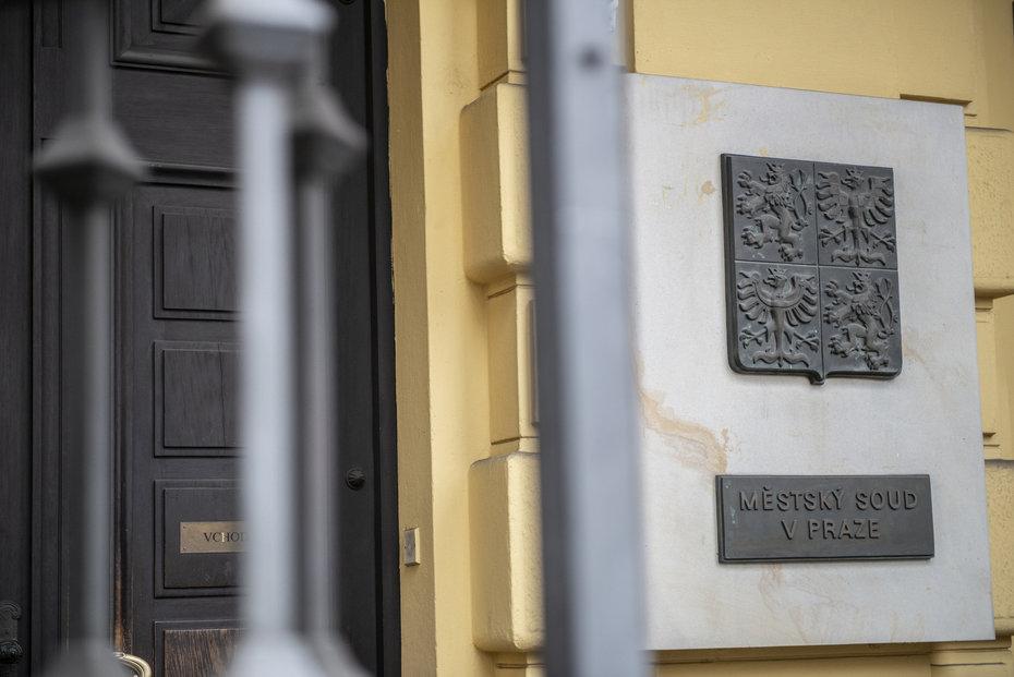 Městský soud v Praze ve Spálené ulici