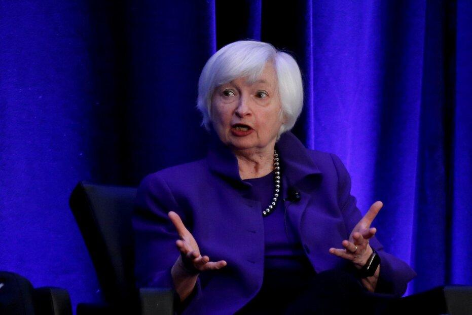 K růstu akcií přispěla rovněž informace, že Bidenovou kandidátkou na post ministryně financí bude někdejší šéfka americké centrální banky Janet Yellenová.