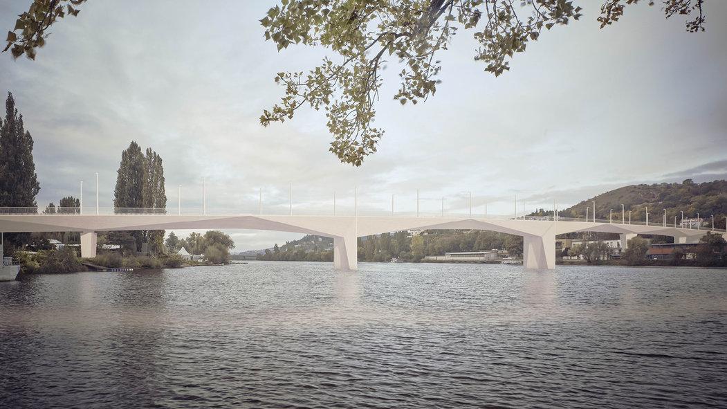 Most má být hotový v roce 2025