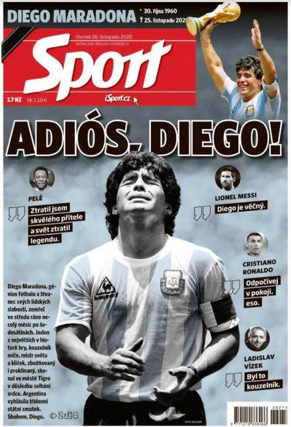 Deník Sport, Česká republika
