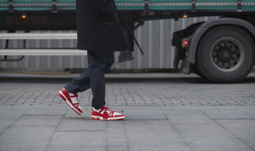 Tenisky Louis Vuitton pro (RED)