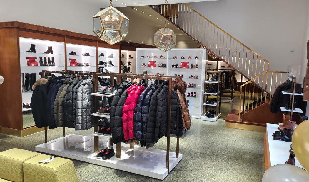 Nový flagship store GEOX