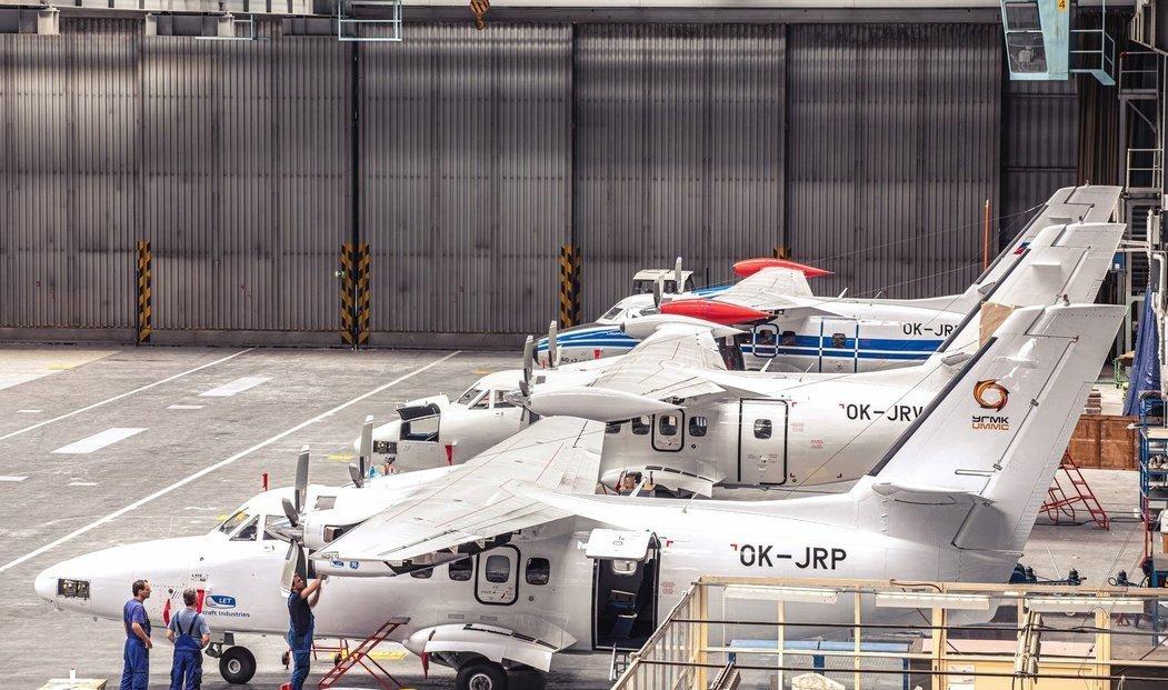 Do budoucna by měl být zájem o menší letadla s delším doletem, věří firma.