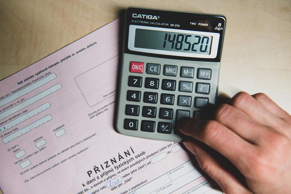 Daňové přiznání OSVČ