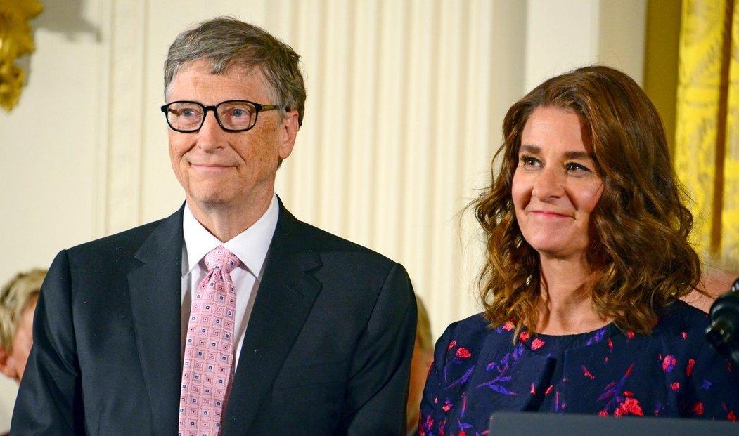 Bill a Melinda Gatesovi se rozvádí