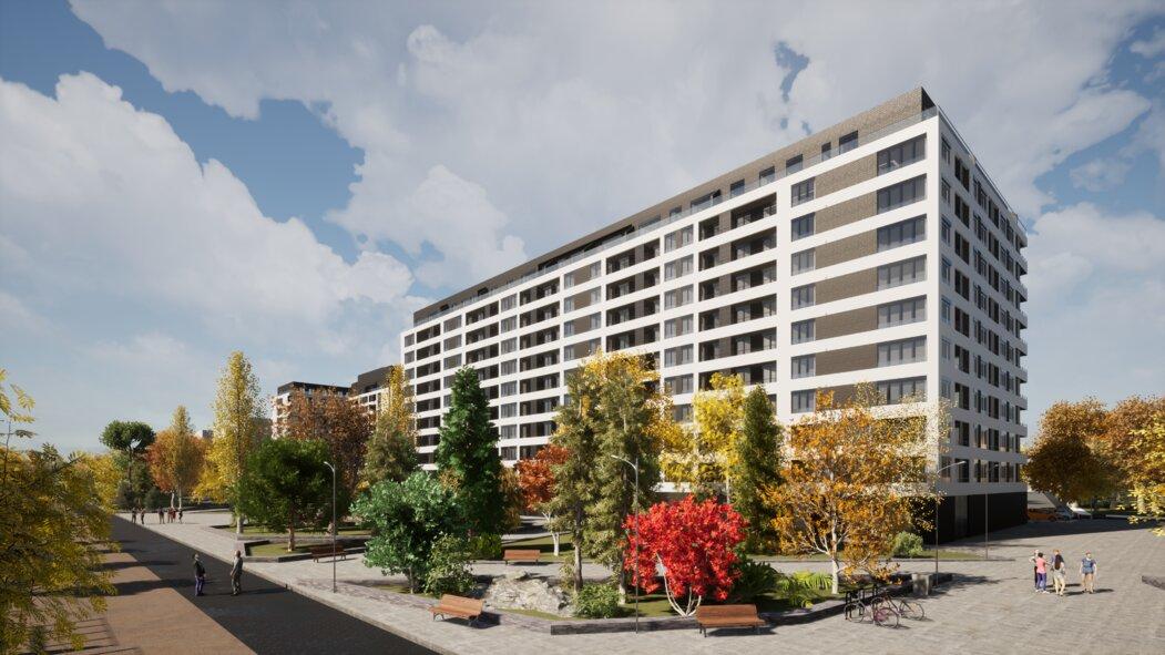 Český developer UDI Group postaví v srbském hlavním městě Bělehradu téměř 500 bytů za více než 1,6 miliardy korun