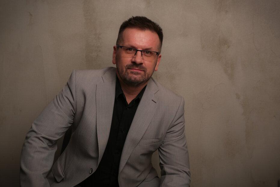Šéf sítě multikin Cinestar a distribuční společnosti Falcon Jan Bradáč.