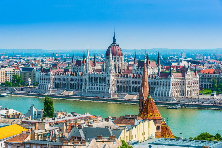 Do Budapešti se vydaly davy českých občanů.