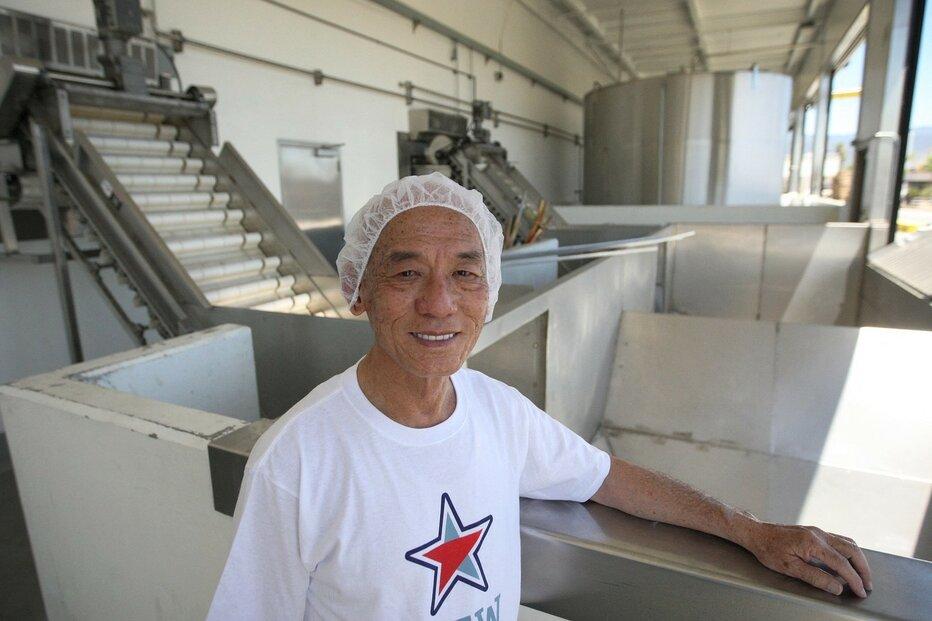Zakladatel společnosti Huy Fong Foods Inc.