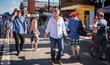 """Andrej Babiš jako """"návštěvník"""" festivalu Colours of Ostrava."""