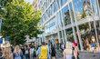 Metrostav stavěl budovu Flow East, kde se nyní otevírá prodejna  Primark