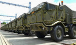 Tatra dodá šedesát vozů pro jordánskou armádu za 200 milionů