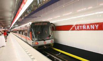 Prodloužení metra z Letňan do Čakovic by vyšlo na 16 miliard a 12 let stavby