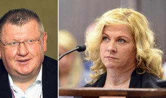 Rittig a Nagyová jsou vinni z vyzrazení zprávy BIS, rozhodl soud