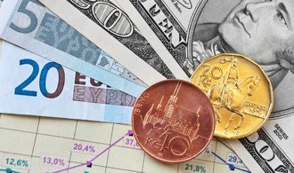 Euro zažije drtivý propad, dolar ho může v příštím roce překonat