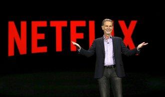 Akcie Netflixu jsou nejvýše v historii, analytici se těší na čtvrtletní výsledky firmy