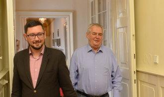Bookmakeři se baví: Zeman adoptuje Ovčáčka, Dalík uteče z vězení