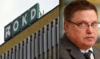 Ekmark končí v OKD, předsedou představenstva se stal Jan Solich